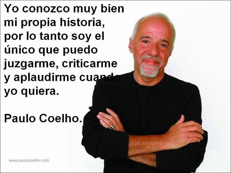 Frases De Paulo Coelho: Pinterest