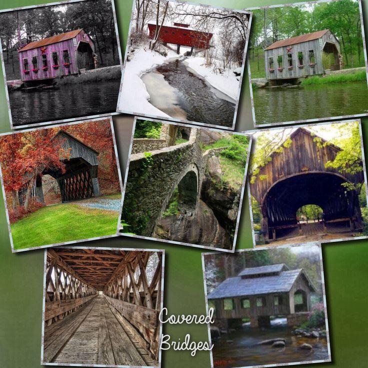 More Covered Bridges