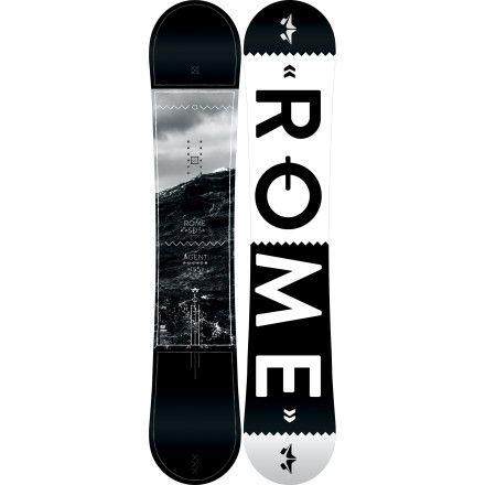 RomeAgent Rocker Snowboard