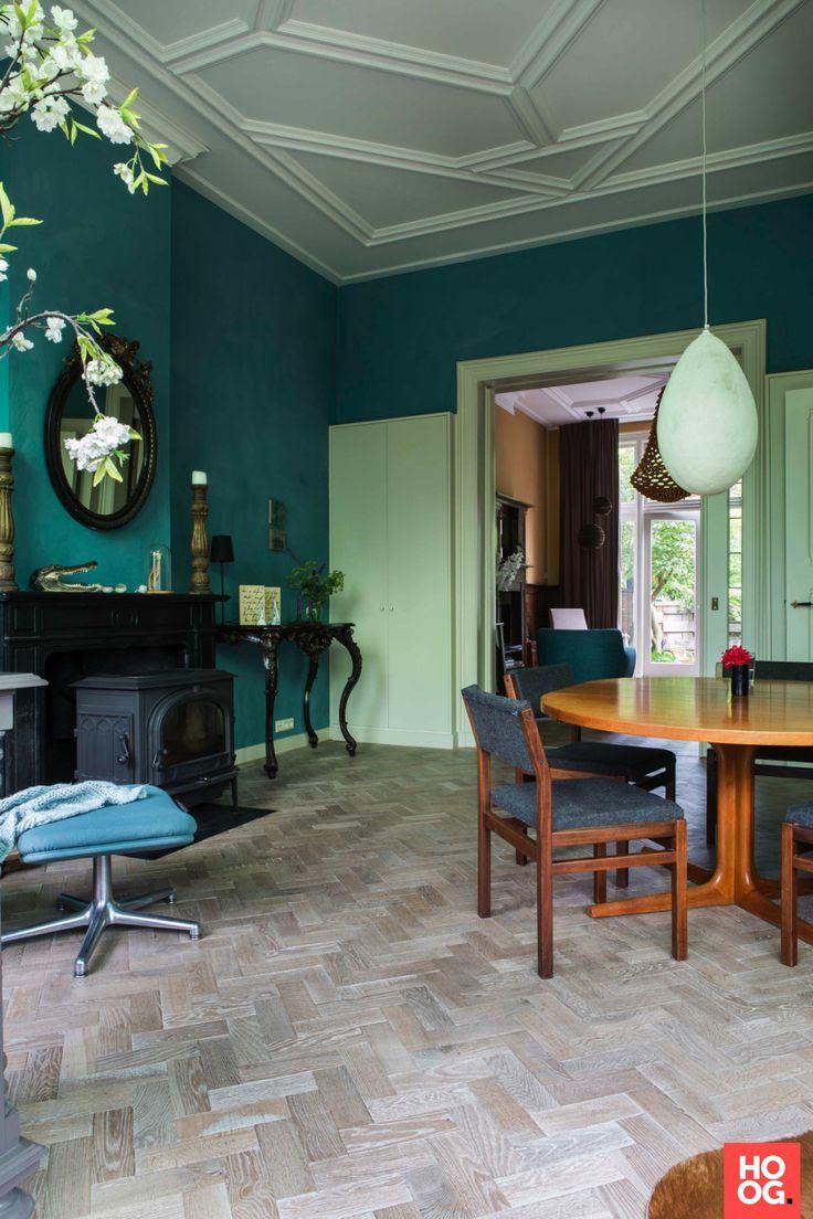 Wonen in landelijke stijl interieur ideeen woonkamer for Interieur ideeen living
