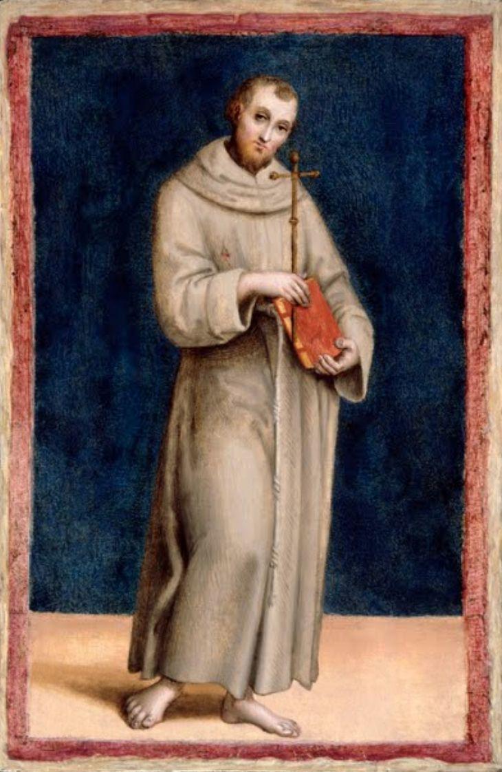 RT @R_ArtNinja: San Francesco d'Assisi #Raffaello Dulwich Picture Gallery #London #England #museoideale #artninja #enjoythecommunity http://t.co/QzvF8rc8a5