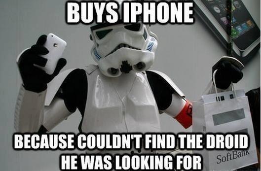l laughed so hard.Geek, Droid, Storms Troopers, Star Wars, Funny Stuff, Stars Wars, Humor, Buy Iphone, Starwars