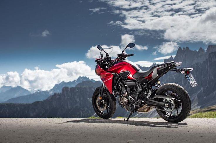 Yamaha Tracer 700: la nuova