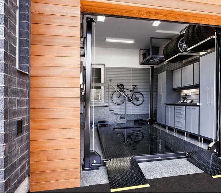 Garage Interior Ideas: 511 Best Images About Garage Ideas On Pinterest