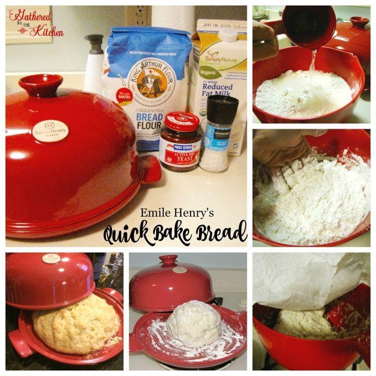 Quick Bake Bread