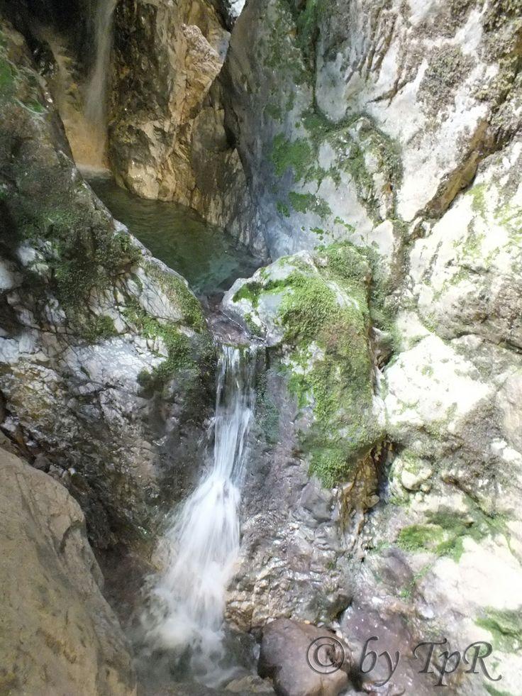 Cetatile Ponorului cave, Bihor County, Romania