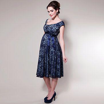Elisa Kleid aus der Kategorie Festliche Umstandsmode von Mamarella - Details