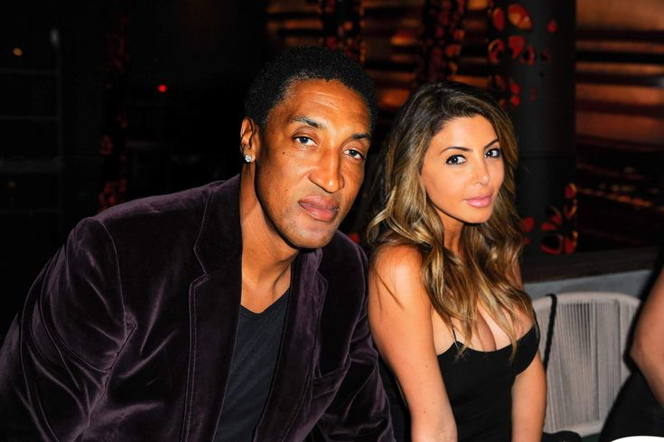 Scottie and Larsa Pippens getting a divorce?