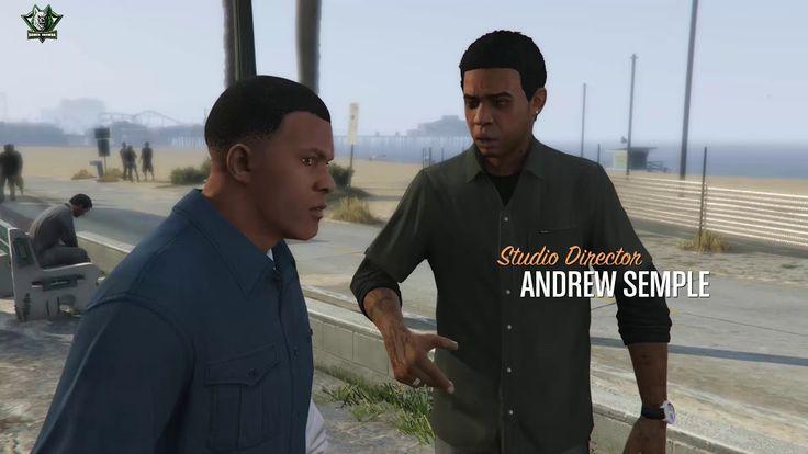 تختيم جراند ثفت أوتو V البداية  #1 / 1 Grand Theft Auto V PC GamePlay Part
