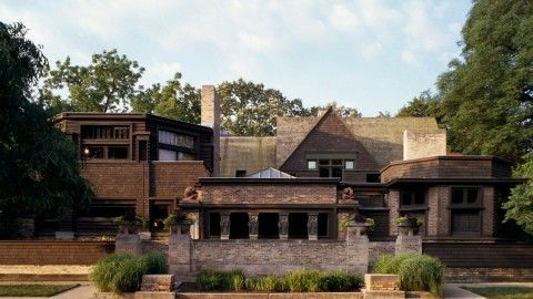Frank Lloyd Wright by Bus·Tours·Chicago Architecture Foundation - CAF