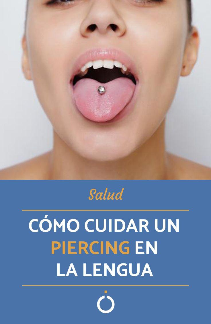 Asi Deberias Cuidar Un Piercing En La Lengua Piercing En La Lengua Perforaciones En La Lengua Pircing En La Lengua