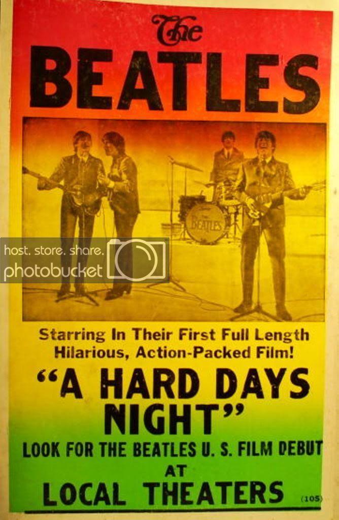 Piensa Por Ti Mismo Posters De Bandas De Rock Decada 60 Bandas De Rock Cartel De The Beatles Carteles De Concierto