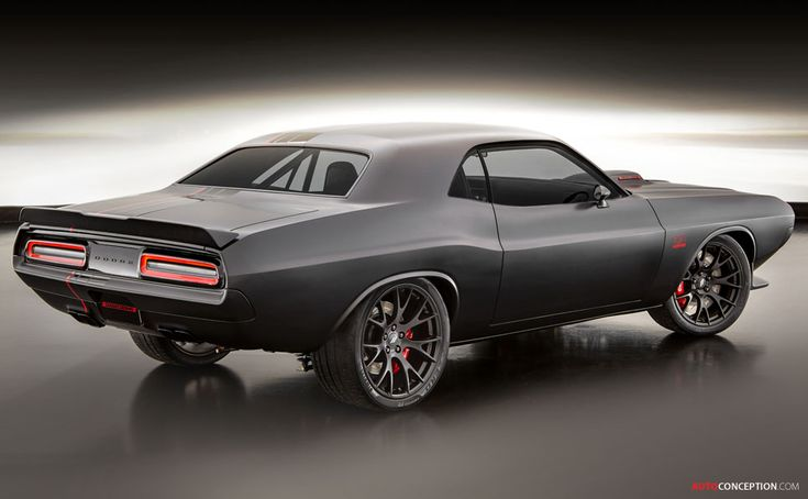 2016 Dodge Shakedown Challenger Concept