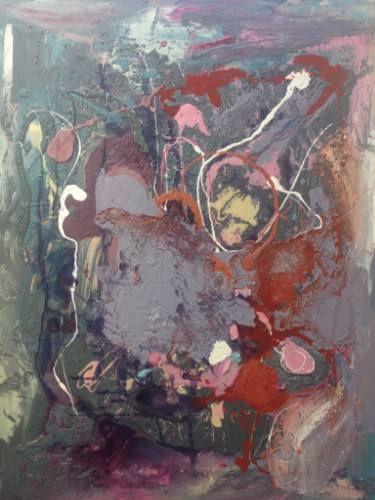 "Saatchi Art Artist Dan Caissie; Painting, ""Blind Eye"" #art"