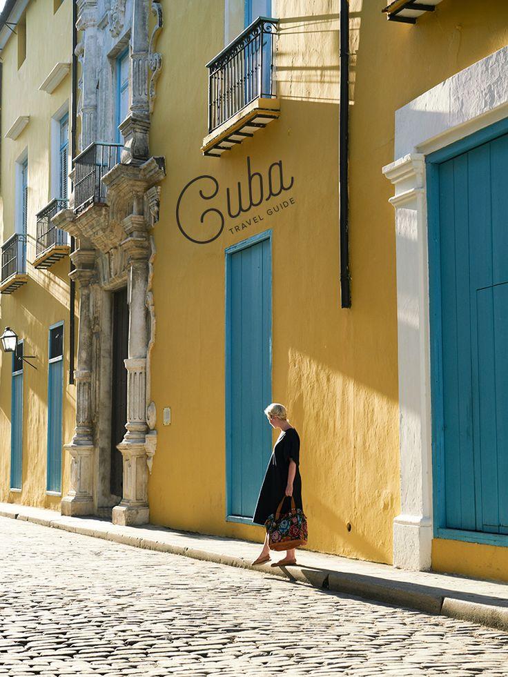 Cuba Travel Guide - House That Lars Built