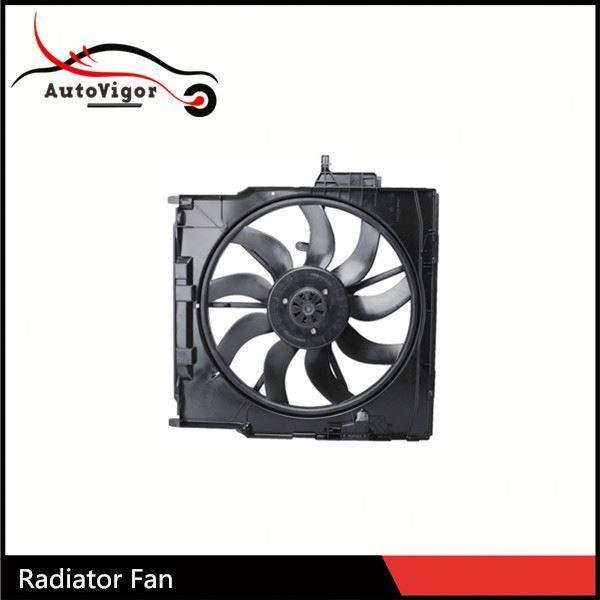 Radiator Cooling Fan Assembly 850w For Bmw E70 E71 E72 N55 N57