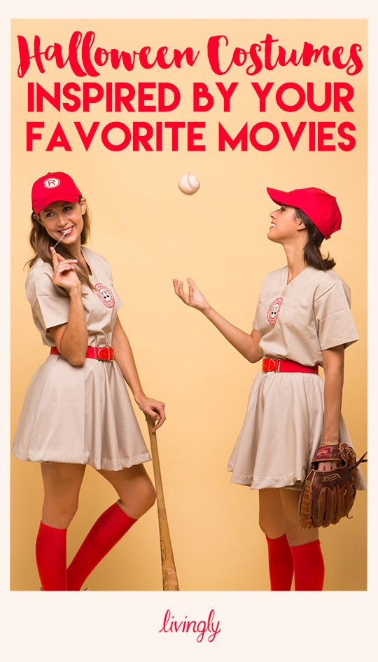Clever Halloween Costumes Inspired By Your Favorite Movies