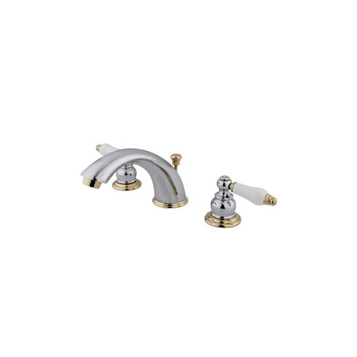 Aqueous Faucet Ballymore Victorian Double Handle Widespread Bathroom Faucet Reviews: 17 Best Ideas About Brass Faucet On Pinterest
