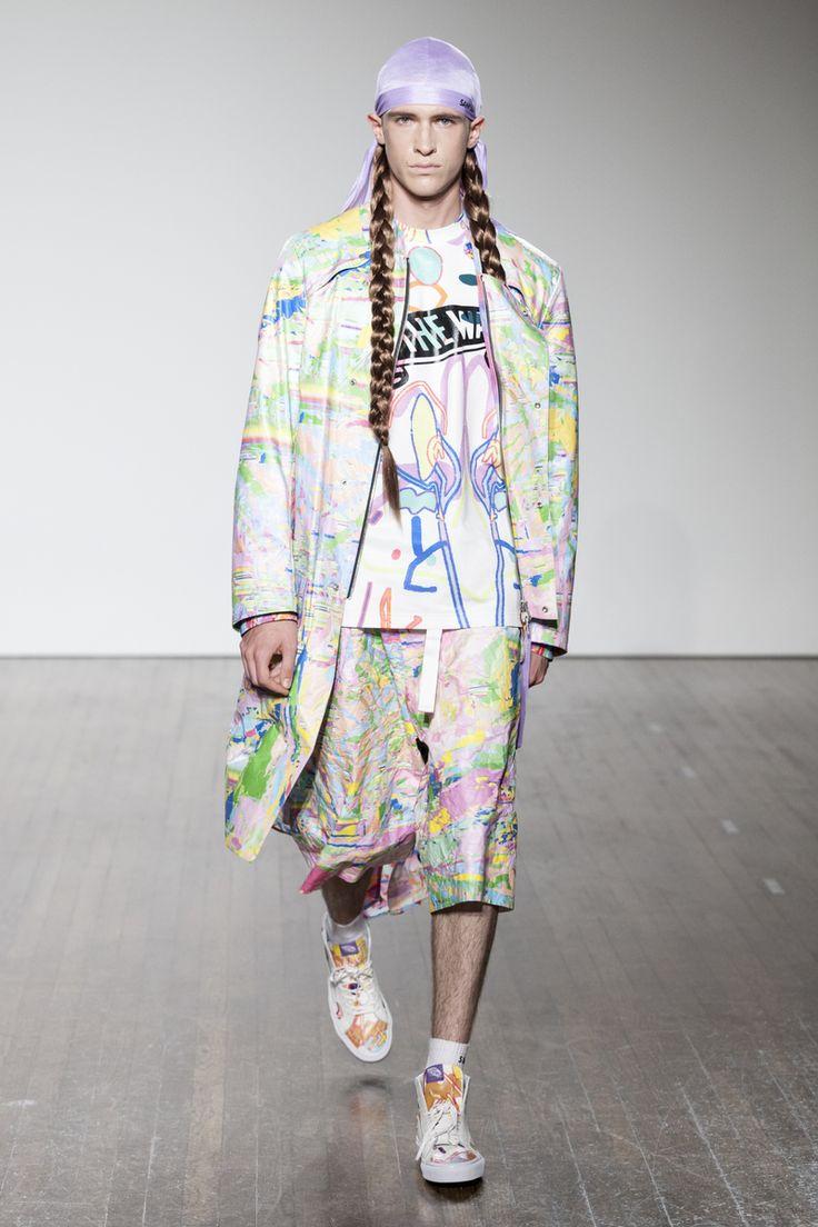 Sankuanz Menswear Spring Summer 2016 London