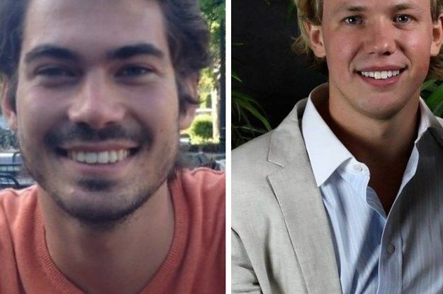 The two men tackled Brock Turner and held him down until the police came. Turner's victim called them heroes.
