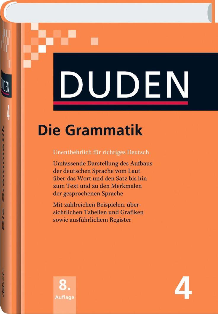 freegermanbooks duden die grammatik