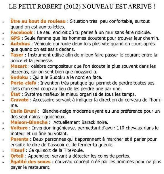 Le français c'est bien fait quand même  !