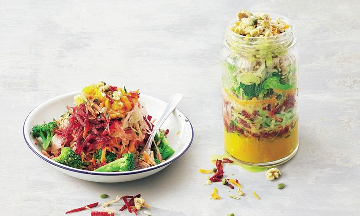 Sarah Wilson's I Quit Sugar for Life: Great grated salad