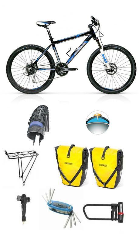 Alquiler bicicletas Santiago