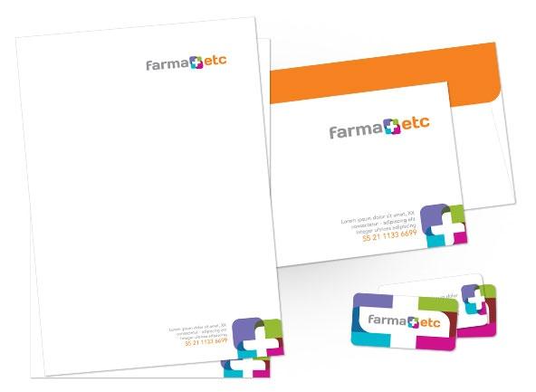 Farma + etc - Papelaria