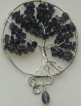iolite tree of life by holly.ross.05
