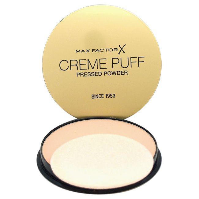 Max Factor Creme Puff 81 Truly Fair Foundation
