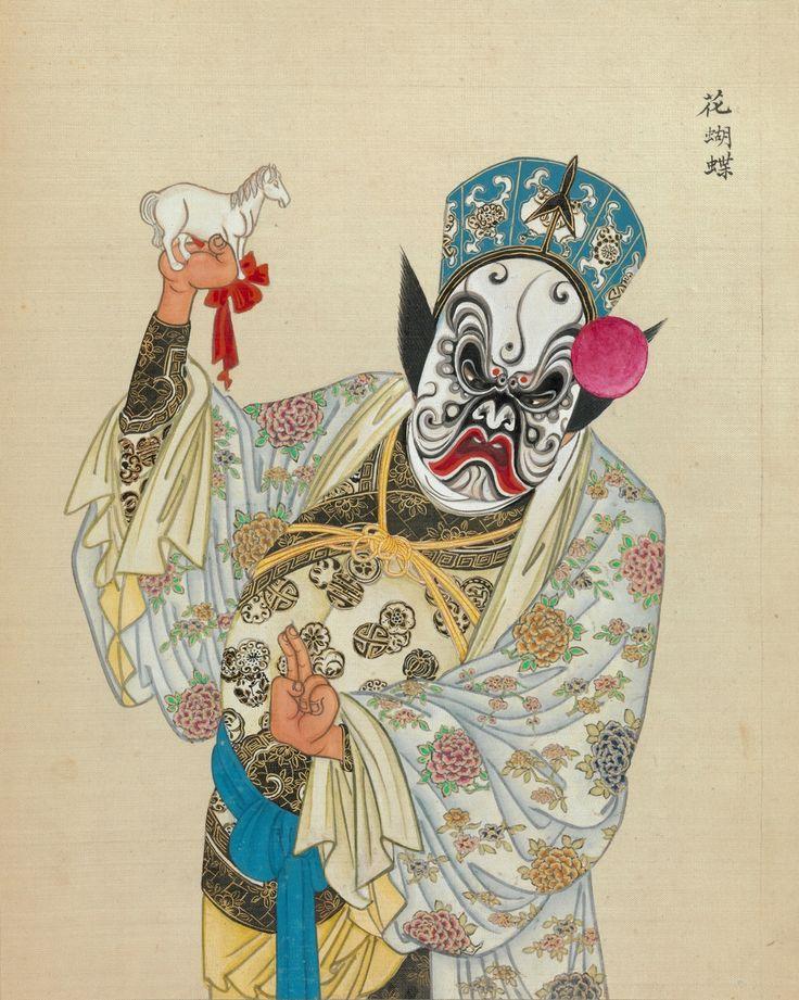 L'opéra chinois est une tradition qui remonte au XIIème siècle qui subie plusieurs évolutions jusqu'à arriver à l'apogée de sa popularité à partir de la fin du XIXème siècle quand il s'ouvre à une culture plus populaire : A partir du XVIIIe siècle, de nombreux genres provinciaux apparaissent et rencontrent la faveur du public. Le …