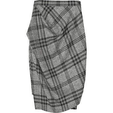 Vivienne Westwood Anglomania plaid skirt