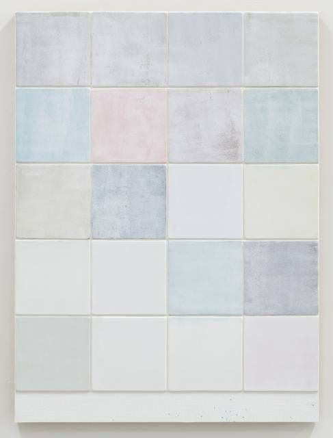 torben ribe I like this palette for bathroom tiles - hand paint for splash back and bath end/seat
