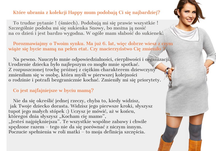 Dorota Trojanowska - cały wywiad na www.happymum.pl