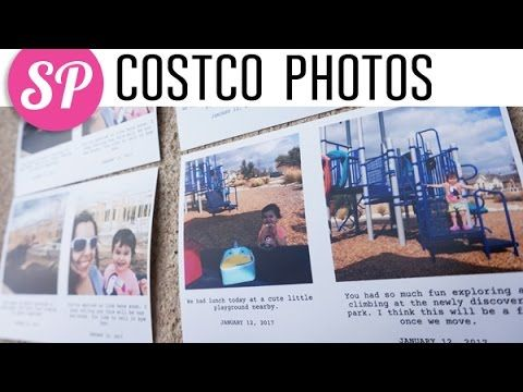 Costco Photo Prints Review & Tips for Getting Great Prints at Costco - YouTube