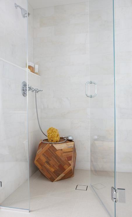 Shower ledge