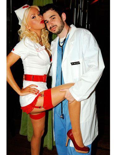 christina aguilera and jordan bratman - Christina Aguilera Halloween