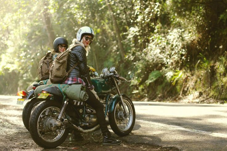 The Top 5 CafeRacer In The World