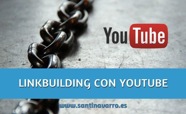 Cómo hacer linkbuilding en Youtube para mejorar el SEO de un blog mediante un canal, vídeos y listas de reproduccion de la red social http://www.santinavarro.es/como-abrir-correo-electronico-google-hotmail-yahoo/