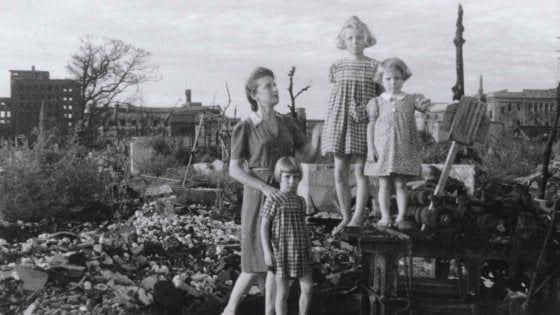 Topazio Alliata e le figlie