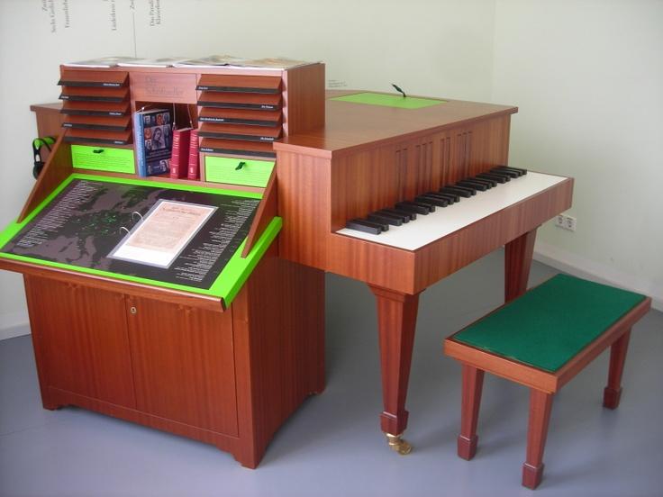 Fresh Robert Schumanns Arbeitszimmer in der historischen Leipziger Wohnung leipzig