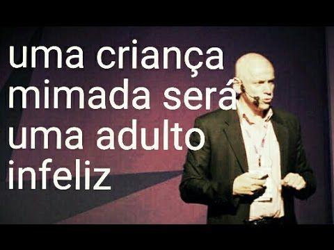 """""""Uma criança mimada será um adulto infeliz"""", Leandro Karnal - Revista Pazes"""