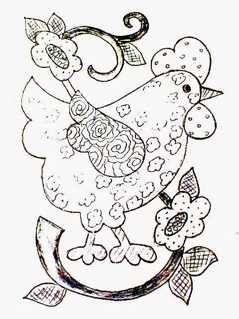 427 mejores imgenes de galinhas en Pinterest  Dibujos Gallos y