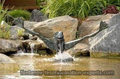 fontanny-lasery.emotion-experts.com Mała fontanna w kształcie żabki