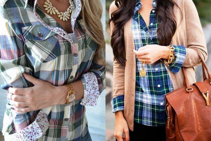 Máte plnou skříň košil? Poradíme, jak je nosit! | Móda, styl a módní trendy. Dámské a pánské oblečení.