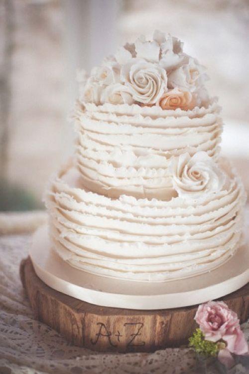 Liz Larson Wedding Cakes