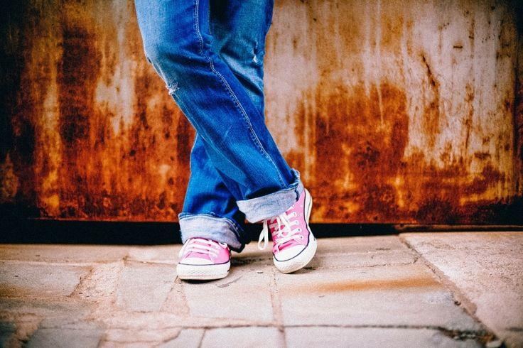 Imperméabiliser les chaussures en toile