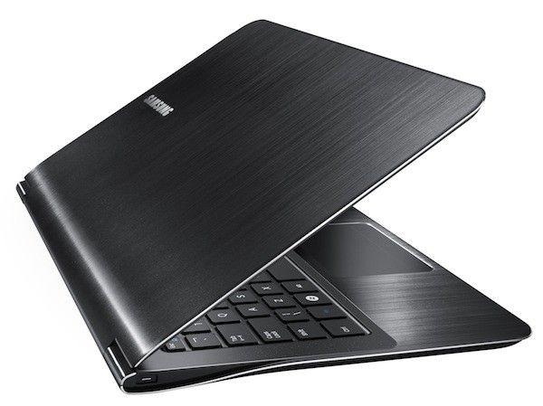 Samsung 9 Series laptop (MacBook Air rival). Still think I prefer the MacBook Air...