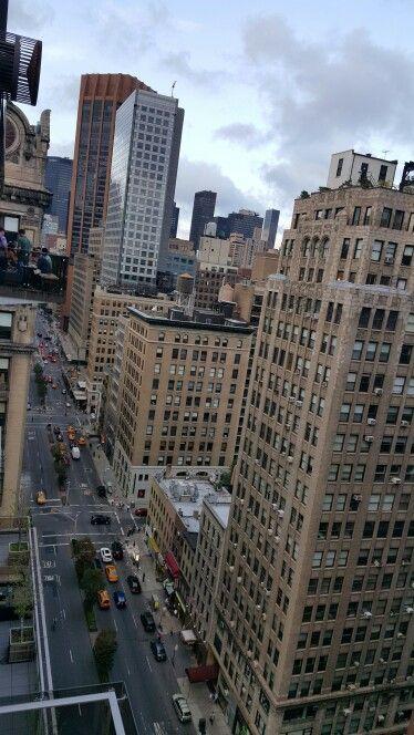 Gansevoort Hotel Park Avenue Rooftop